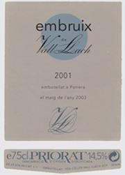 Embruix de Vall Llach 2001