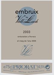Embruix de Vall Llach 2003