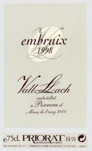 Embruix de Vall Llach 1998