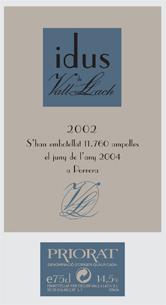 Idus de Vall Llach 2002