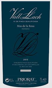 Vi de finca, Mas de la Rosa 2013