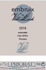 Embruix de Vall Llach 2016
